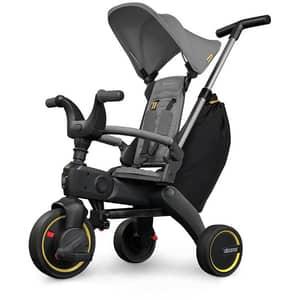 Tricicleta DOONA Liki Trike S3 SP53099030041, 10 luni - 3 ani, gri inchis