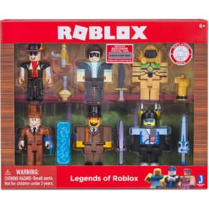 Set 6 figurine ROBLOX 10729, 6 ani+, multicolor