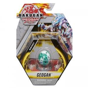 Figurina BAKUGAN Mutasect S3 Geogan 6059850_20129000, 6 ani+, alb-verde deschis