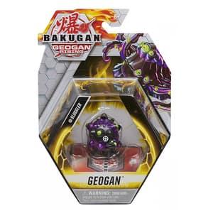 Figurina BAKUGAN Sluggler Black S3 Geogan 6059850_20129001, 6 ani+, negru-mov