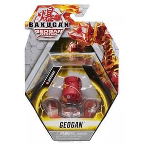 Figurina BAKUGAN Surturan S3 Geogan 6059850_20129004, 6 ani+, rosu-portocaliu