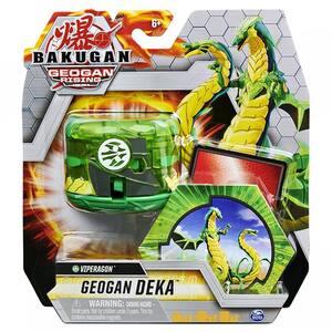 Figurina BAKUGAN Viperagon S3 Geogan Deka 6059974_20129215, 6 ani+, verde