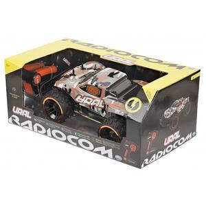 Masina electrica cu radiocomanda RADIOCOM Ural 39011J, 6 ani+, camuflaj