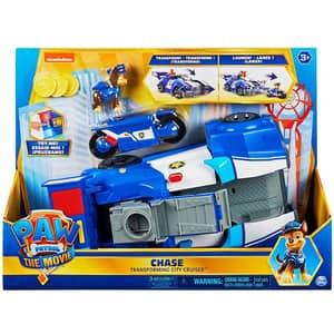 Set masinuta PAW PATROL Vehicul Chase 6060759, 3 ani+, albastru-alb