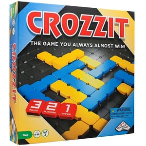 Joc de strategie IDENTITY GAMES Crozzit, 8 ani+, multicolor