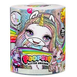 Papusa POOPSIE Glitter Unicorn 561132E7C, 6 ani+, multicolor