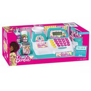 Jucarie de rol MEGA CREATIVE Barbie casa de marcat MC423284, 3 ani+, multicolor