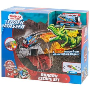 Trenulet MATTEL Thomas&Friends Dragon Escape MTFXX66, 3 - 7 ani, multicolor