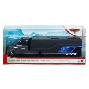 Transportator CARS Jackson Storm MTGGF33_GGF36, 3 ani+, negru-albastru
