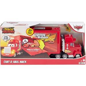 Camion CARS Transportatorul Mack MTGYK60, 4 ani+, rosu
