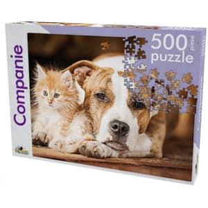 Puzzle NORIEL Companie NOR5236, 8 ani+, 500 piese
