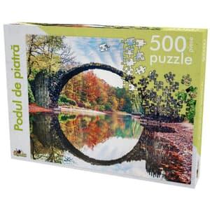 Puzzle NORIEL Podul de piatra NOR5243, 8 ani+, 500 piese
