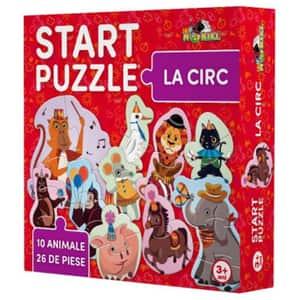 Puzzle NORIEL Start - La circ NOR5359, 3 ani+, 38 piese