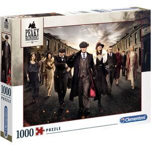 Puzzle CLEMENTONI Peaky blinders 1260-39570, 14 ani+, 1000 piese