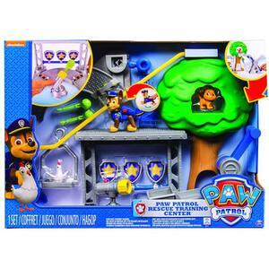 Figurina SPIN MASTER Paw Patrol Centrul de antrenament 6024277, 3 ani+, multicolor