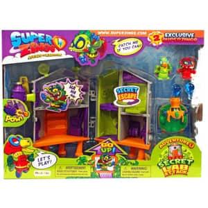 Set SUPERZINGS Aventura 1: Laboratorul secret SZ9001, 3 ani+, multicolor