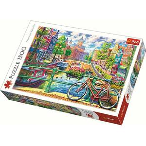 Puzzle TREFL Amsterdam 26149, 12 ani+, 1500 piese