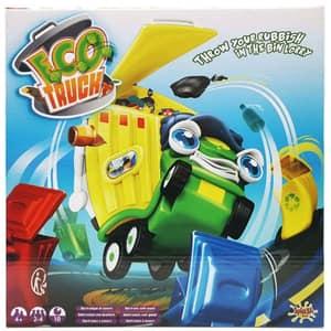 Joc de societate NORIEL Trash Truck 30122, 4 ani+, 2-4 jucatori