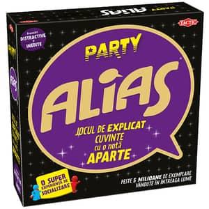 Joc de societate TACTIC Party Alias 54288, 15 ani+, 4-8 jucatori
