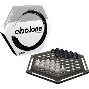 Joc de societate ASMODEE Abalone AB02RON, 7 ani+, 2 jucatori