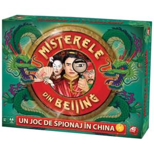 Joc de societate AS GAMES Misterele din Beijing, 8 ani+, 2-6 jucatori