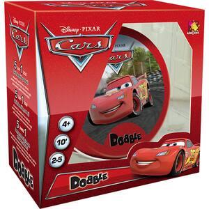 Joc de societate ASMODEE Dobble Cars ASDOCA01CZ, 4 ani+, 2 -5 jucatori