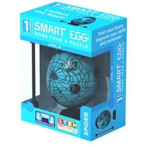 Joc educativ SMART EGG Paianjen EGG2268, 6 ani+, albastru-negru