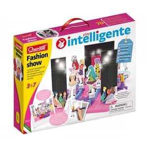 Joc constructie QUERCETTI Georello Fashion Q2323, 3 - 7 ani, 85 piese