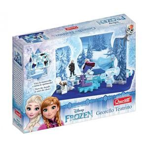 Joc creativ QUERCETTI Georello Teatru Frozen Q2328, 3 - 7 ani