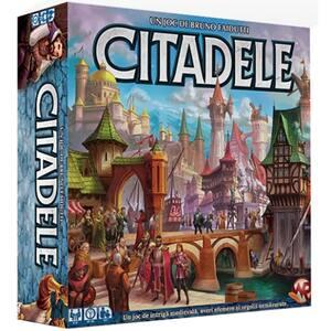 Joc de societate ASMODEE Citadele IWR02, 10 ani+, 2-7 jucatori