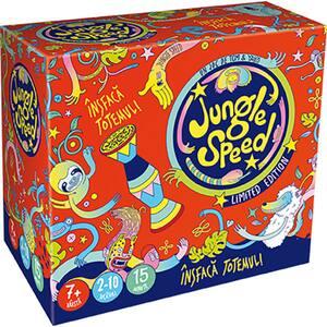 Joc de societate ASMODEE Jungle Speed JSBERT02RO, 7 ani+, 2-10 jucatori