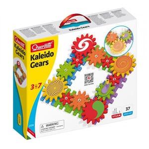 Joc constructie QUERCETTI Kaleido Gears Starter Q2339, 3 - 7 ani, 37 piese