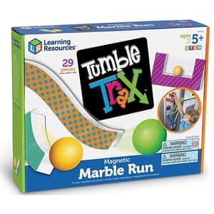 Joc de logica STEM LEARNING RESOURCES Tumble Trax LER2821, 5 - 9 ani, multicolor