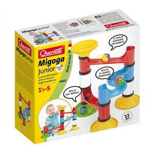 Joc constructie QUERCETTI Migoga Junior Basic Q6502, 18 luni - 5 ani, 21 piese