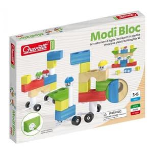 Joc constructie QUERCETTI Modi Bloc Q0702, 3 - 8 ani, 30 piese