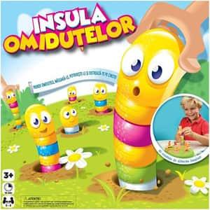 Joc de societate OOBA Insula omidutelor OB2000B, 3 ani+, multicolor