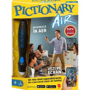 Joc de societate MATTEL Pictionary Air MTGXR17, 8 ani+, 2-12 jucatori