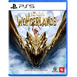 Tiny Tina's Wonderlands Chaotic Great Edition PS5