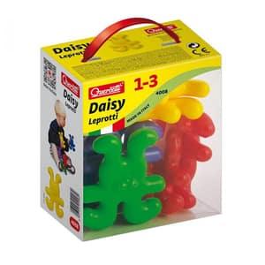Jucarie interactiva QUERCETTI Iepurasii Daisy Q4008, 1 - 3 ani, multicolor
