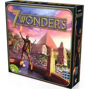 Joc de societate ASMODEE 7 Wonders SEV-MU17, 10 ani+, 2 - 7 jucatori