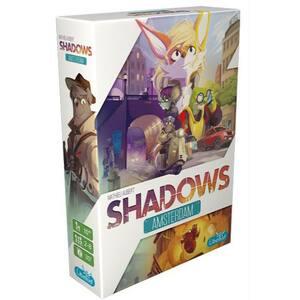 Joc de societate ASMODEE Shadows Amsterdam LIBSHAM01ML1, 10 ani+, 2-8 jucatori