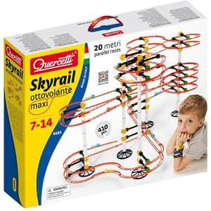 Joc constructie QUERCETTI Skyrail Maxi Q6665, 7 - 14 ani, 410 piese