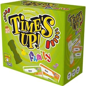 Joc de societate ASMODEE Time's up Family TUF1-RO01, 8 ani+, 4 - 12 jucatori