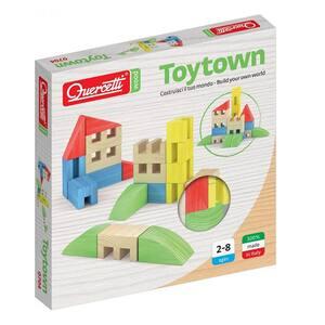 Joc constructie QUERCETTI Toytown Q0704, 2 - 8 ani, 22 piese