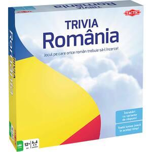 Joc de societate TACTIC Country Trivia Romania 54292, 12 ani+, 2 - 6 jucatori