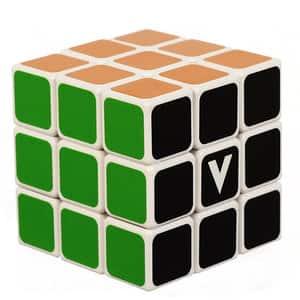 Joc educativ V-CUBE Cub Rubik 3 forma clasica CUB0159, 6 ani+, 3x3