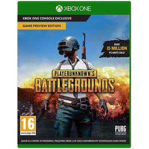 PLAYERUNKNOWN'S BATTLEGROUNDS (PUBG) Xbox One (Code in a Box)