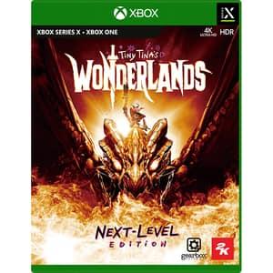Tiny Tina's Wonderlands Next Level Edition Xbox Series