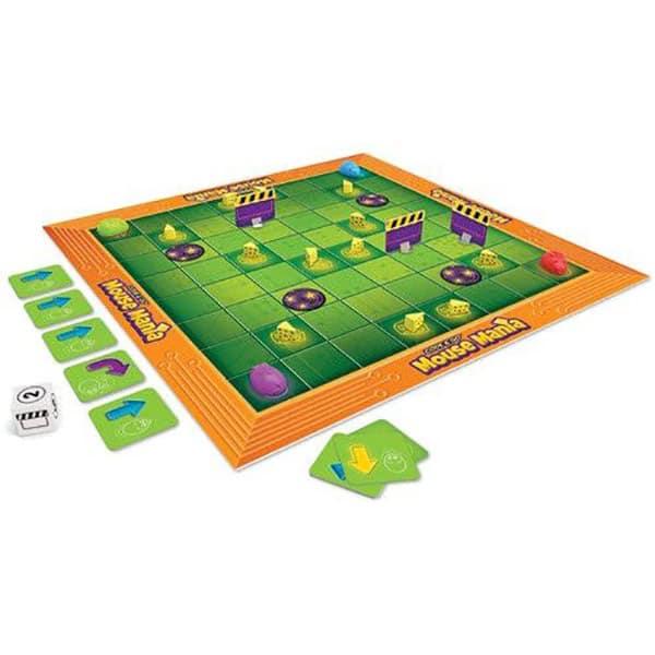 Set STEM LEARNING RESOURCES Cursa soriceilor LER2863, 5 - 9 ani, 2 - 4 jucatori