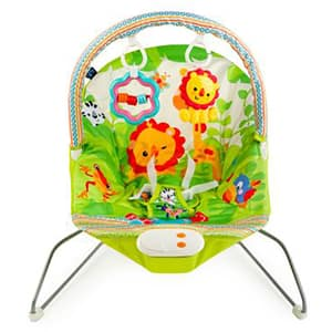 Balansoar JUJU Jumpy Jungle JU709920-JUNGLE, 0 - 12 luni, multicolor